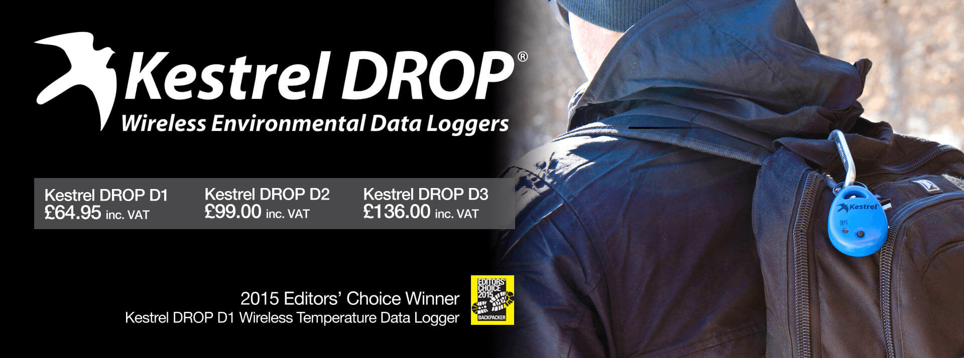 Kestrel DROP, click for more information »