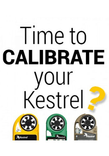 Kestrel Calibration