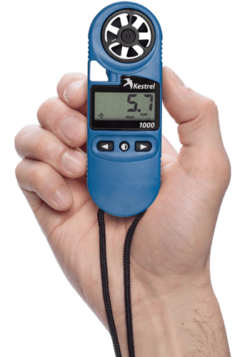 Kestrel 2000 Hand-Held Weather Meter
