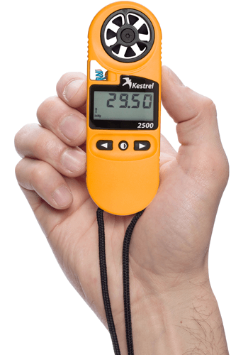 Kestrel 2500 Hand-held Weather Meter
