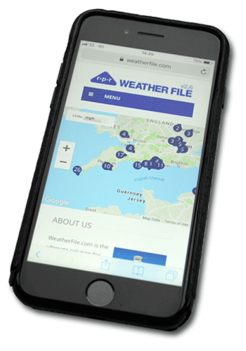WeatherFile Mobile Compatability