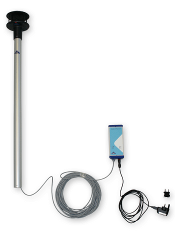 WeatherFile Mobile Broadband Connected System